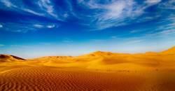 1天內下2年雨量 最惡劣沙漠驚見「洪災」