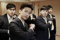 《趕面試》歌曲爆紅! 永慶房屋員工跟風跳嘻哈舞 小孫耀威也來助陣
