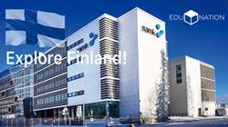 應用科學大學聯盟Edunation 芬蘭來台參加留遊學教育展