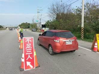 228連假出遊 桃市警呼籲注意交通