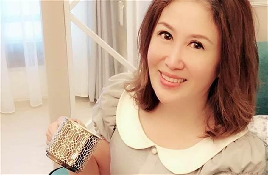 遭T妹指控羞辱,陳斐娟反擊是「導正視聽」。(圖/陳斐娟臉書)