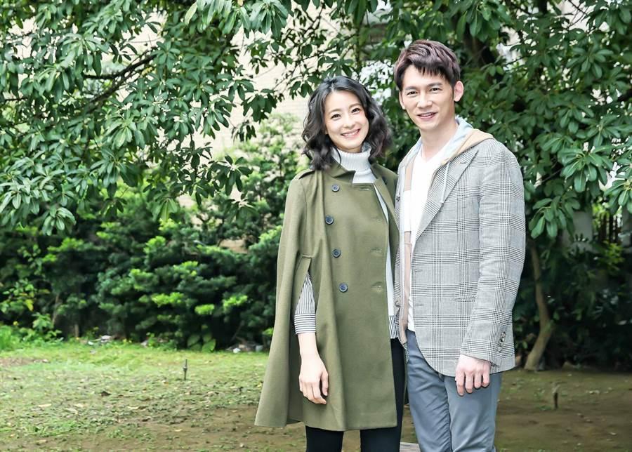 溫昇豪、賴雅妍主演的《瘋狂偶像劇》五度加演。(羅永銘攝)