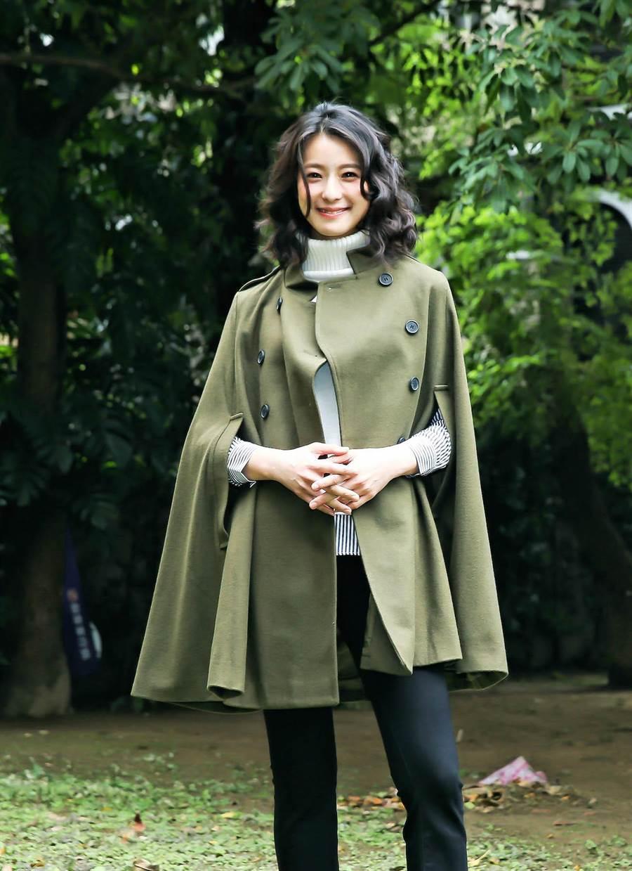 賴雅妍主演的《瘋狂偶像劇》五度加演。(羅永銘攝)