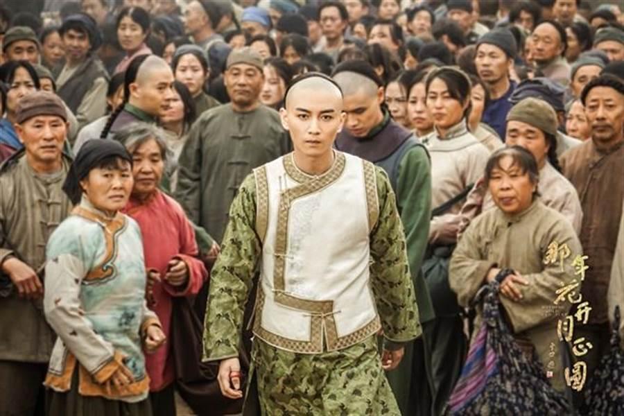 陳曉在《那年花開月正圓》飾演沈星移。(中天提供)
