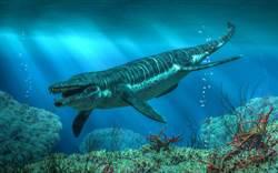 湖北大發現 驚見2.48億年前似「鴨嘴獸」恐龍化石