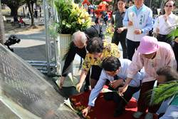 228和平紀念日不再有仇恨 9旬罹難者家屬願台灣更和平
