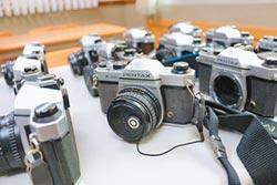 百餘台專業老相機 周六義賣