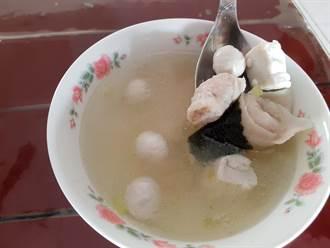 府城傳統魚丸湯 善化大頭鎮食堂也能吃得到
