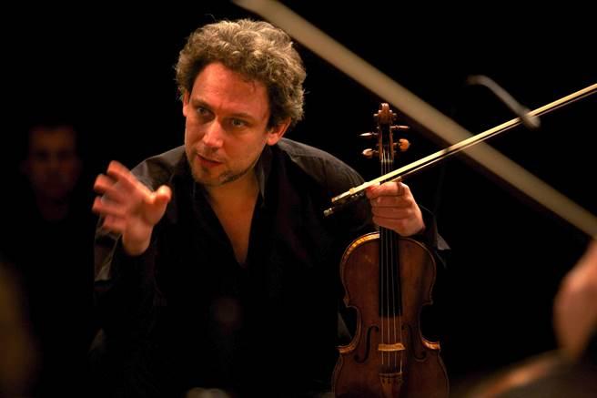 小提琴家格里摩表示不同文化的碰撞,是他近年希望探索的音樂主題。(鵬博提供)
