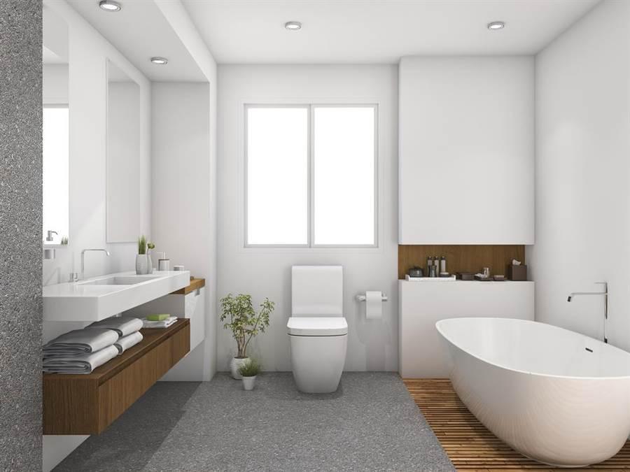 女陸客昏倒飯店浴室,性命垂危。(達志影像/shutterstock提供)