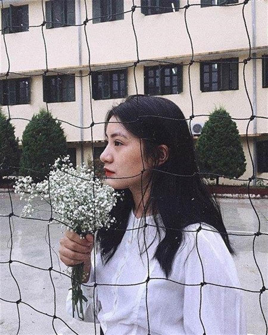 阮秋媛的夢想是成為翻譯和模特兒(圖/翻攝自Nguyen Thu Uyen臉書)