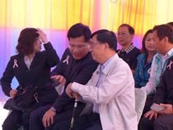 陳水扁台中捻香談特赦:要與不要的問題