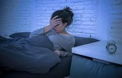 失眠真要命! 研究:每6人有1人罹患心臟衰竭