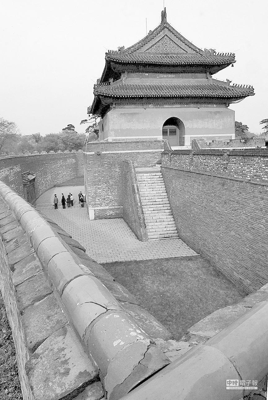 昭陵又稱北陵,是皇太極的陵墓。(新華社資料照片)