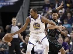 NBA》幫敵軍拉抬聲勢? 杜蘭特認為不能輕視綠衫軍