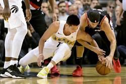 NBA》林書豪8分 暴龍絕殺斷拓荒者5連勝