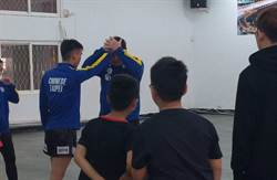 影》提升安全居家 八里國小跆拳站邀國家教練指導學童防身術