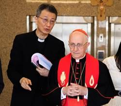 大林安納家園揭幕 樞機主教費洛尼:台梵邦誼如手足之情