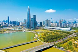 粵港澳大灣區 陸最高薪城市群