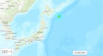 北海道沿岸遠海6.2級淺層強震 尚未有海嘯預警