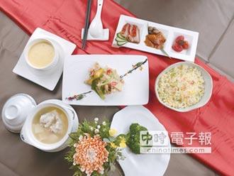 炎香樓推港式商業套餐