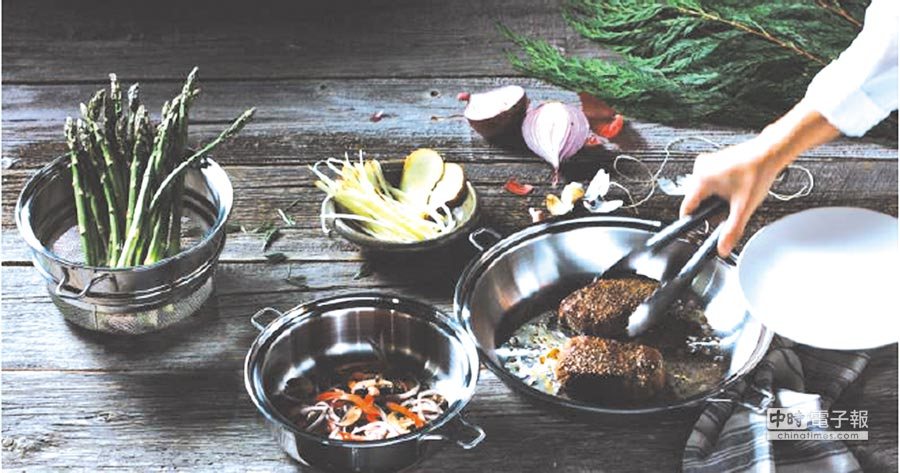 圖/頂級鍋具提供(全台無毒的家販售)