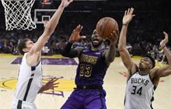 NBA》湖人本季有多慘?看看快艇就知道