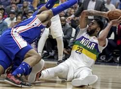 NBA》一眉哥:你們不能一邊噓我一邊歡呼