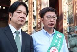 賴清德不談總統議題 籲綠營集中選票投郭國文