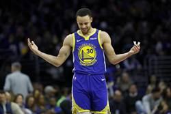 NBA》不想3連敗!柯瑞末節領勇士險勝七六人