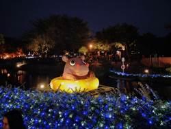 月津港燈節落幕 「夜之美術館」計畫啟動