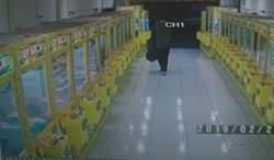 娃娃機商品屢失竊 惡賊被警函送