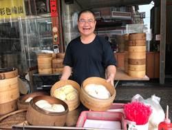 中市「仁山肉包」真材實料 只賣銅板價
