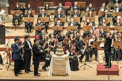 龍潭愛樂管弦樂團 獲傑出級補助