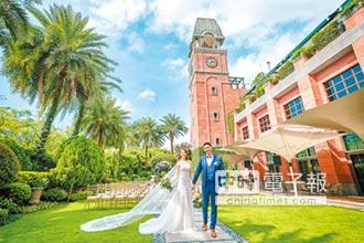戶外海島浪漫婚禮 盡在維多麗亞酒店