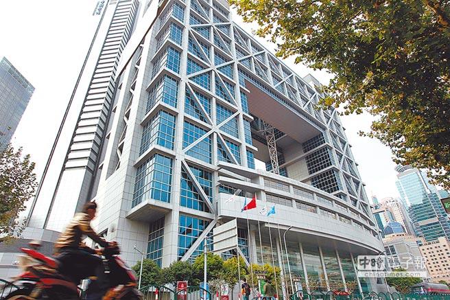 上海證券交易所。(新華社資料照片)