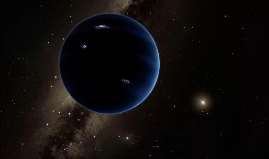 對極遠物體的觀察,例如新發現的「遙遠遙遠之外」,可以幫助我們發現假想的行星X。(圖/加州理工學院)