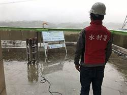 鋒面過境、水情仍吃緊!啓動今年度第3次人工增雨