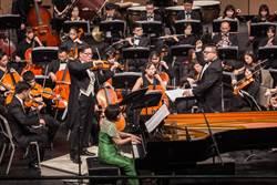 成軍三年   蘭陽交響樂團首登國家音樂廳