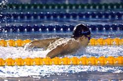 游泳》王星皓春季賽破全國 目標400混東奧A標