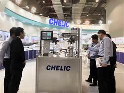 台灣氣立參加4日登場台北國際工具機展 正式發表電控比例閥