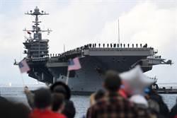 美杜魯門號航母提前除役 眾院軍委會主席:0機率