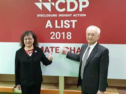 全台唯一  第一金控獲CDP A List 榮耀