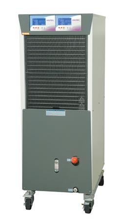 威士頓推單機雙溫控雙液體冷卻機