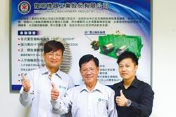 煌明「齒輪箱的醫師」 提供客製化、快修服務