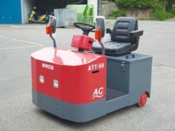 恆智重機電動拖車頭 具電子動力轉向