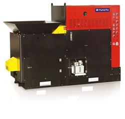 東毓油壓YCP鐵屑壓縮機 把廢屑變黃金