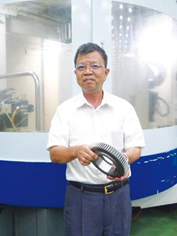 台穩齒輪箱品質高 機械大廠愛用
