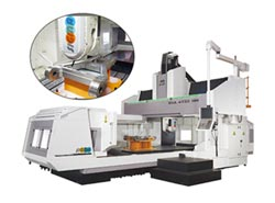 新穎機械 創造五軸龍門機核心價值