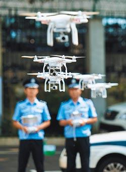 無人機抓交通違規 看誰敢亂停車
